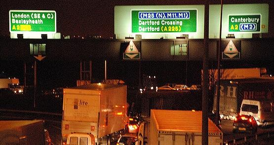 m25-gridlock